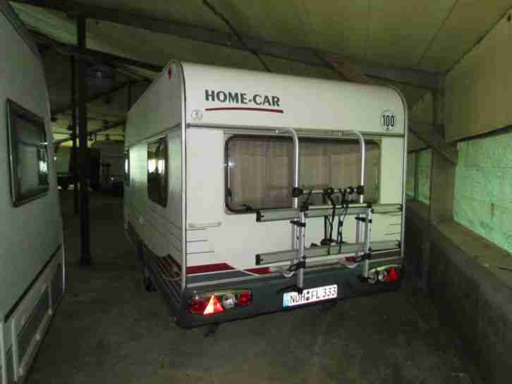 Wohnwagen Home Car Erstzulassing 3 2006 Mit Wohnwagen