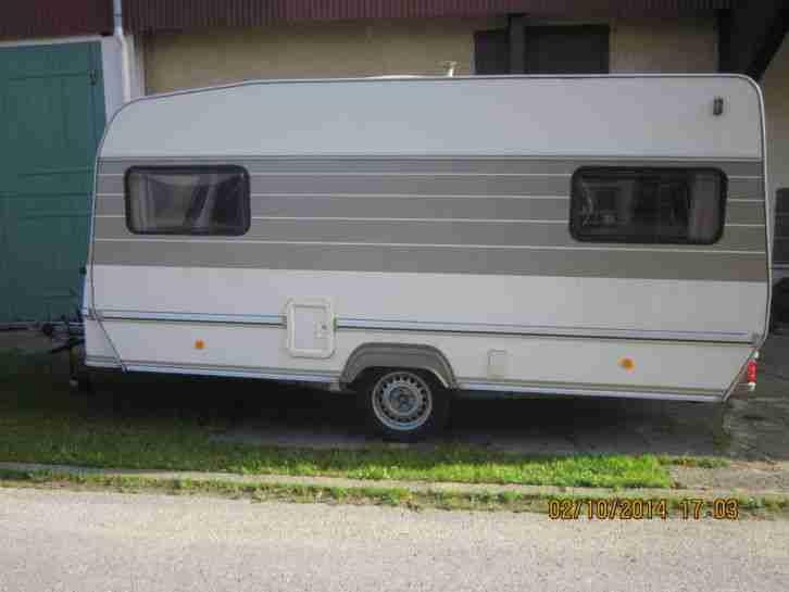 wohnwagen hymer eriba nova 462 t v neu sehr wohnwagen wohnmobile. Black Bedroom Furniture Sets. Home Design Ideas