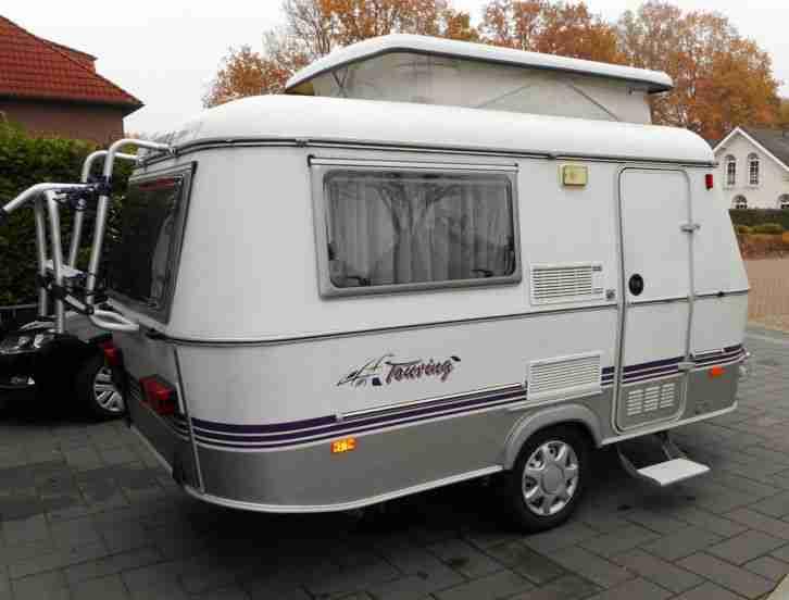 wohnwagen hymer eriba touring pan duo 850 kg wohnwagen. Black Bedroom Furniture Sets. Home Design Ideas