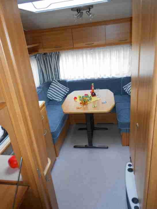 Wohnwagen Knaus Eurostar 450 Tf Warmw Dusche Wohnwagen