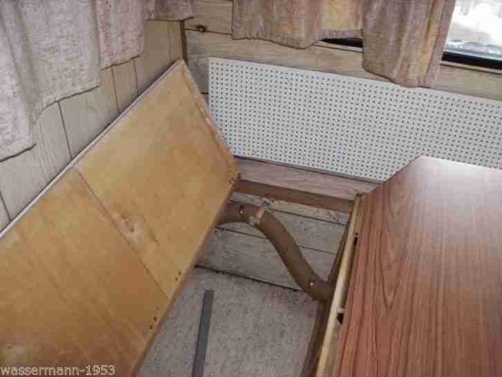Wohnwagen Etagenbett Einbauen : Wohnwagen middendorf taiga wohnmobile