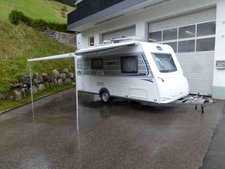 Wohnwagen Stockbett Caravelair Dachbox Markise Wohnwagen