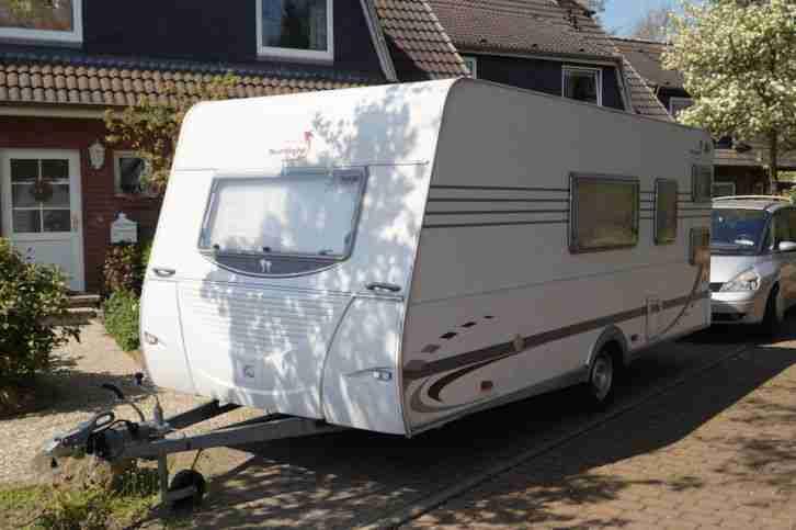 Wohnwagen Mit Etagenbett Und Festbett Kaufen : Wohnwagen sunlight c k schlafplätze hochbett