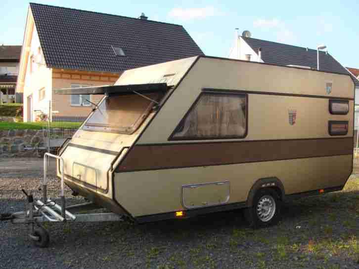 wohnwagen tabbert mit vorzelt seltenes st ck wohnwagen. Black Bedroom Furniture Sets. Home Design Ideas