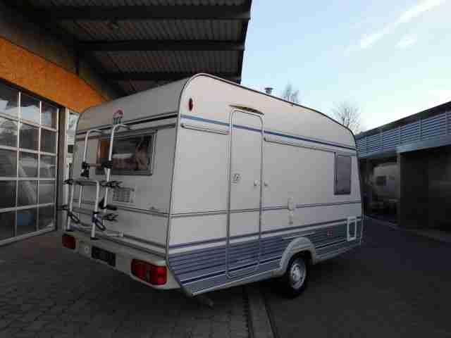 wohnwagen tec travel king 390htf vorzelt wohnwagen wohnmobile. Black Bedroom Furniture Sets. Home Design Ideas