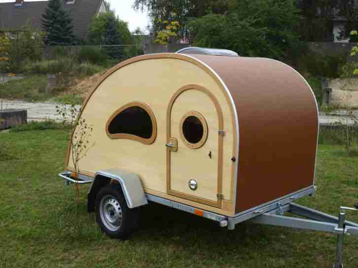 wohnwagen teardroptrailer oldtimer holz wohnwagen. Black Bedroom Furniture Sets. Home Design Ideas
