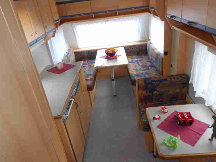 Wohnwagen Wilk Etagenbett : Wohnwagen wilk safari tk etagenbett für wohnmobile