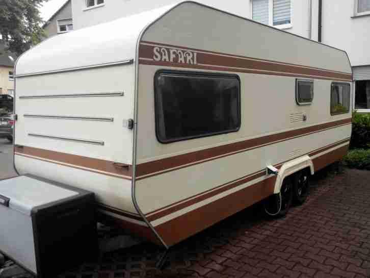 wohnwagen wilk safari 581 tandem t v markise wohnwagen. Black Bedroom Furniture Sets. Home Design Ideas