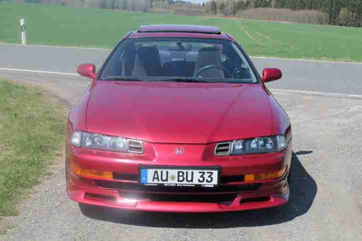 Youngtimer Honda Prelude