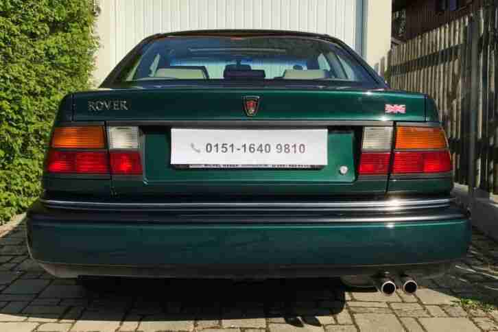 Youngtimer ROVER 827