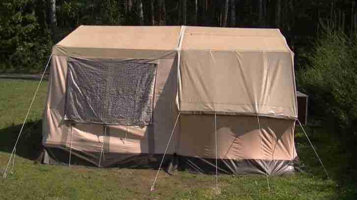 zelt campinganh nger heinemann z570 wohnwagen wohnmobile. Black Bedroom Furniture Sets. Home Design Ideas