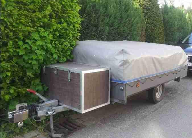 zeltanh nger jamet louisiana faltcaravan wohnwagen. Black Bedroom Furniture Sets. Home Design Ideas