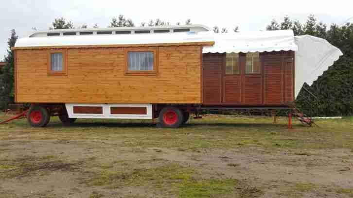alter zirkuswagen kaufen