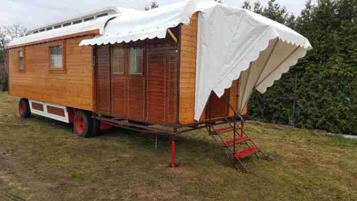 zirkuswagen wohnwagen bauwagen oberlichtwagen wohnwagen wohnmobile. Black Bedroom Furniture Sets. Home Design Ideas