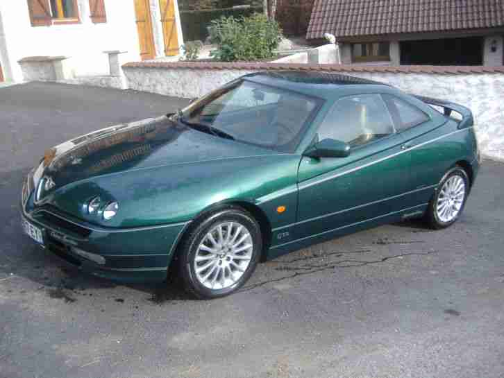 alfa gtv 2l ts 1997 perfect like new 114000km