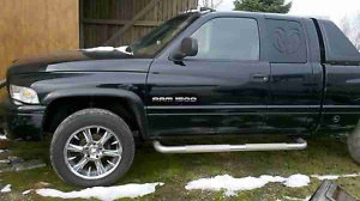 dodge ram 1500 limit edition 5, 9 small block