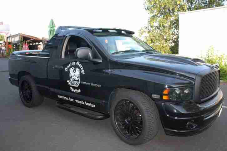 Dodge ram rumble