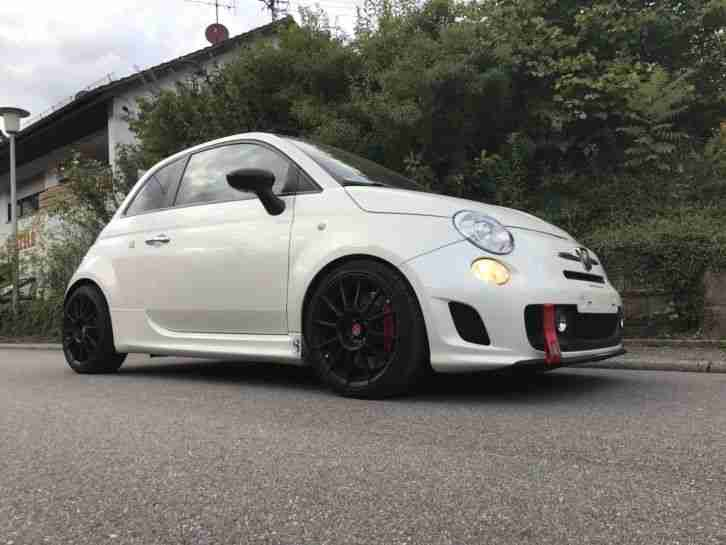 fiat 500 abarth G Tech