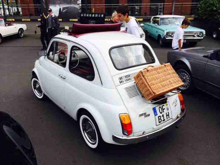 fiat 500 oldtimer topseller oldtimer car group. Black Bedroom Furniture Sets. Home Design Ideas