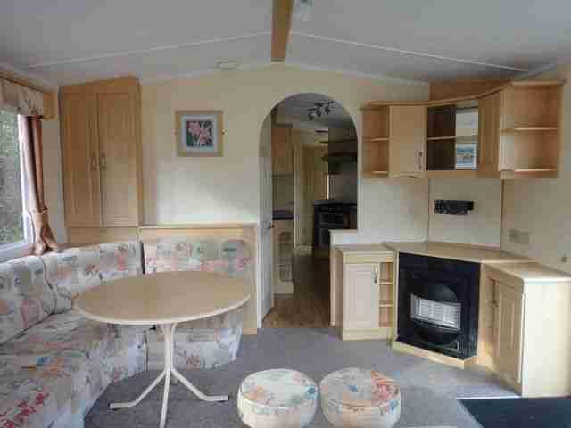 mobilheim arizona winterfest willerby caravan wohnwagen wohnmobile. Black Bedroom Furniture Sets. Home Design Ideas