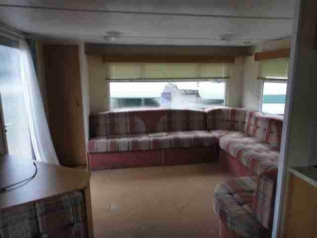 mobilheim rivera winterfest caravan wohnwagen wohnmobile. Black Bedroom Furniture Sets. Home Design Ideas