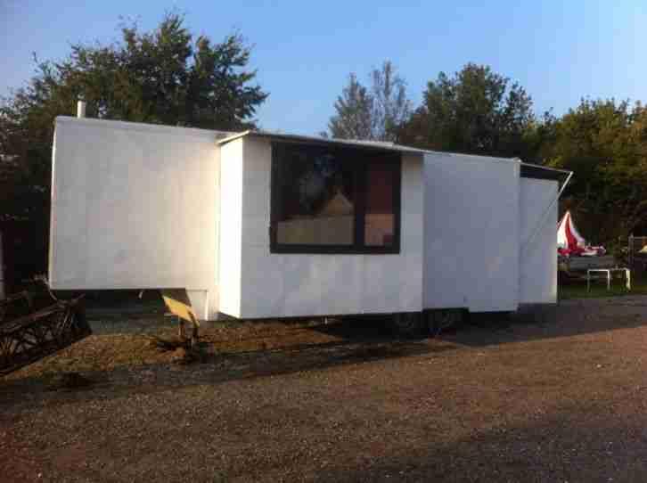 mobilheim wohnwagen auflieger wohnwagen wohnmobile. Black Bedroom Furniture Sets. Home Design Ideas