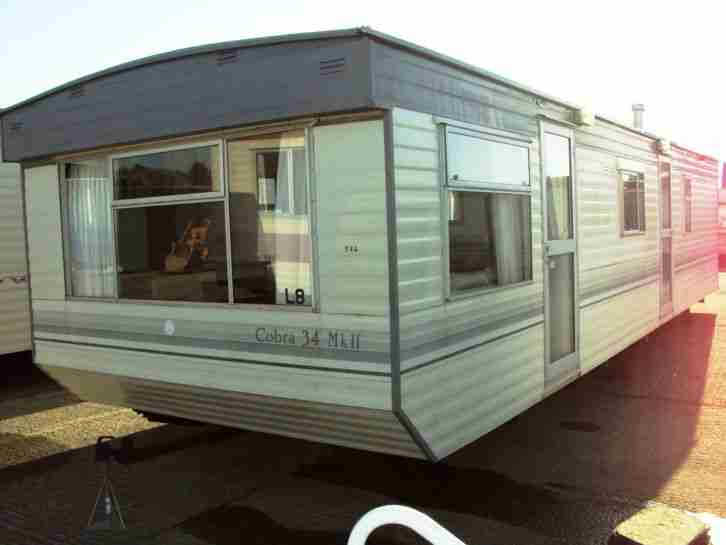 mobilheim cobra winterfest willerby caravan wohnwagen. Black Bedroom Furniture Sets. Home Design Ideas