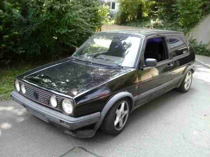 originaler vw golf2 gti 16v 139 ps gr ne neue positionen. Black Bedroom Furniture Sets. Home Design Ideas