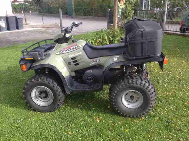 polaris sportsman 500 Ho Quad Atv
