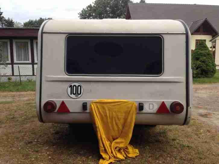 qek quek queck junior typ hp 2 bj 1989 wohnwagen. Black Bedroom Furniture Sets. Home Design Ideas