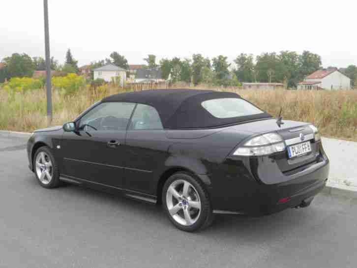 saab 9.3 cabrio 1.8 t vector biopower (196 Ps )