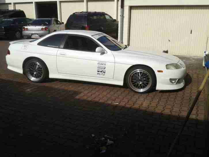 seltener Toyota Soarer 2.5 Twin Turbo