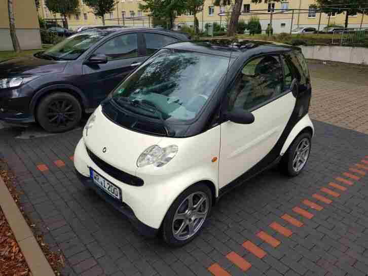 smart 450 Coupe 0.7 61ps Top
