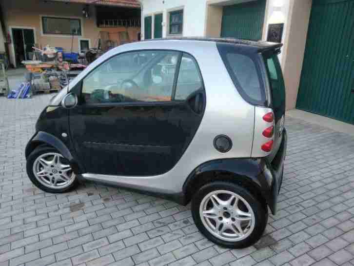 smart city coupe 2003 450 0.6 ForTwo For Two