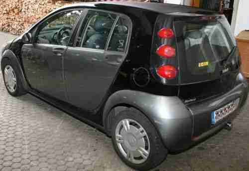 smart forfour cdi pulse dpf