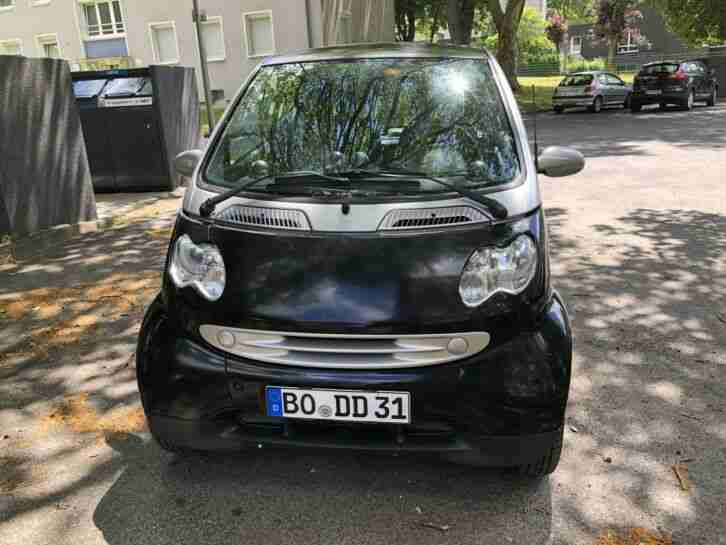 smart fortwo 450 Passion 0.8cdi