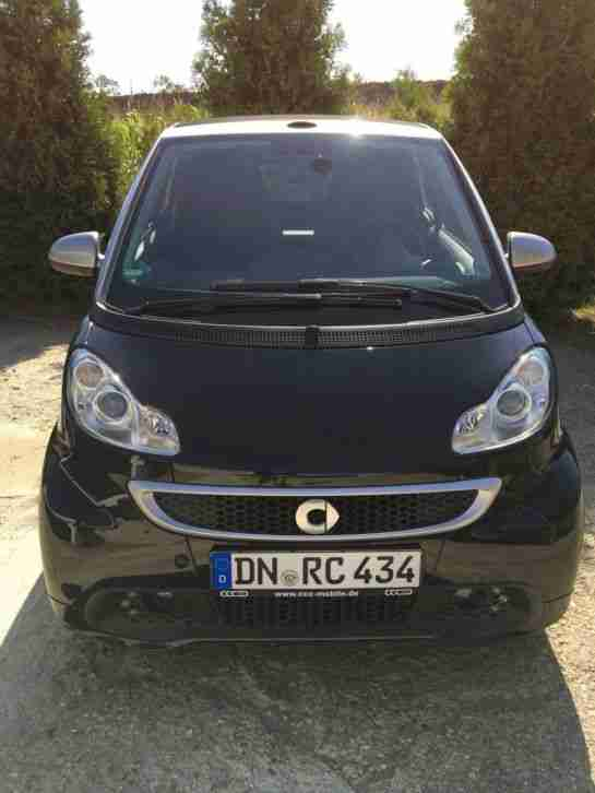 smart fortwo 451 Passion Cabriolet Diesel Mit