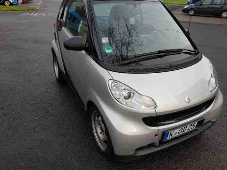 smart fortwo 451 panorama