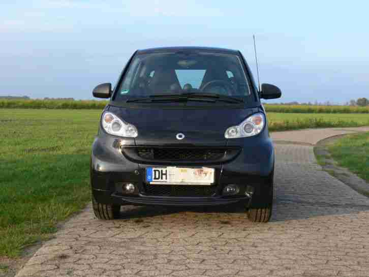 fortwo coupe 451, 62 KW, Scheckheftgepflegt