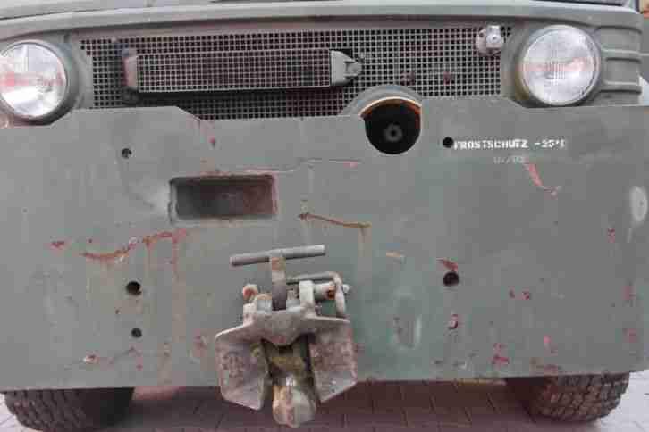 Unimog 406 Flugzeugschlepper Doppelkabine Nutzfahrzeuge