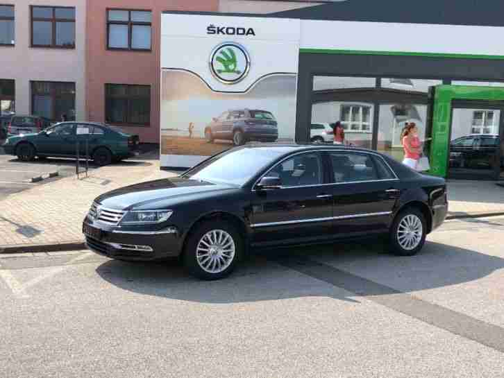 vw phaeton 3.0 4MOTION model 2011