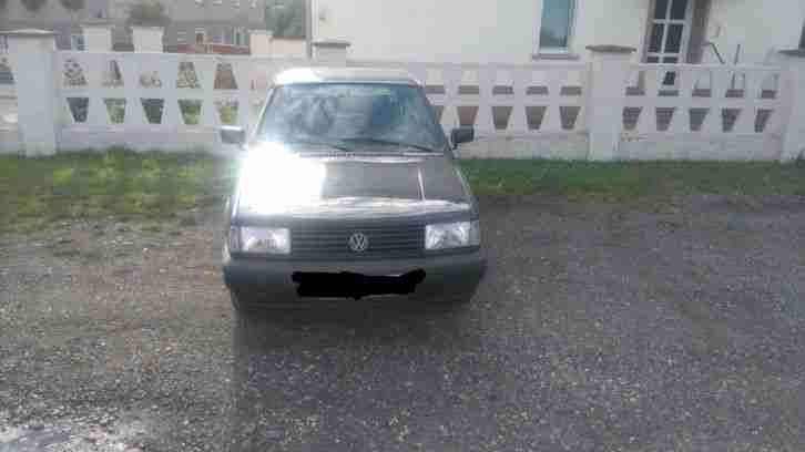 vw polo Coupe 86c style Original
