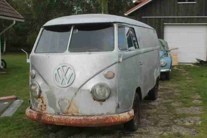 vw t1 split panel van kleinbus 1965 Germany , projekt , kein brazil