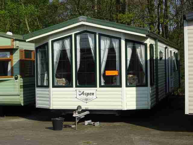 willerby aspen winterfest caravan abi wohnwagen wohnmobile. Black Bedroom Furniture Sets. Home Design Ideas