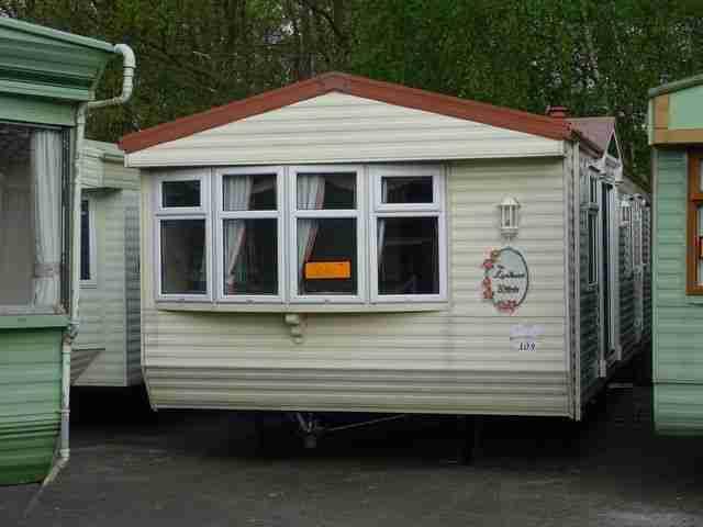 willerby lyndhurs winterfest caravan abi wohnwagen wohnmobile. Black Bedroom Furniture Sets. Home Design Ideas