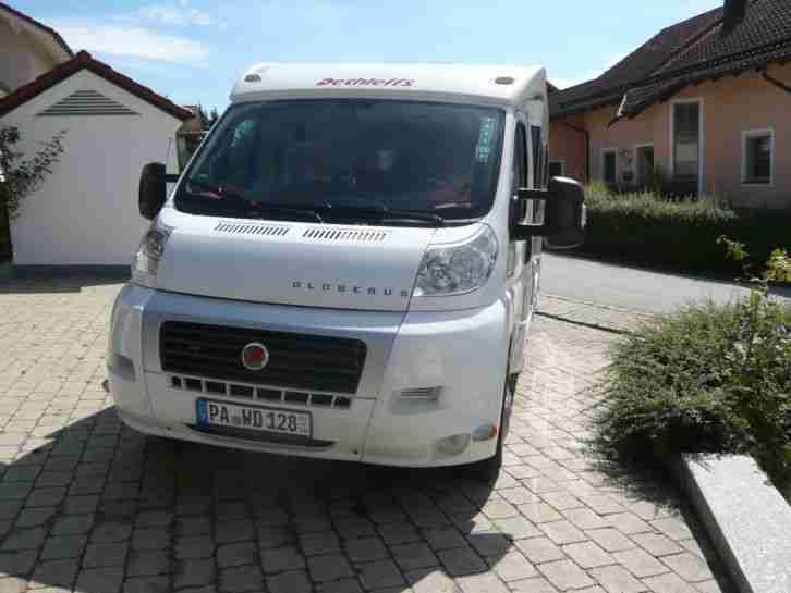 wohnmobil gebraucht dethleffs globebus t4 wohnwagen. Black Bedroom Furniture Sets. Home Design Ideas