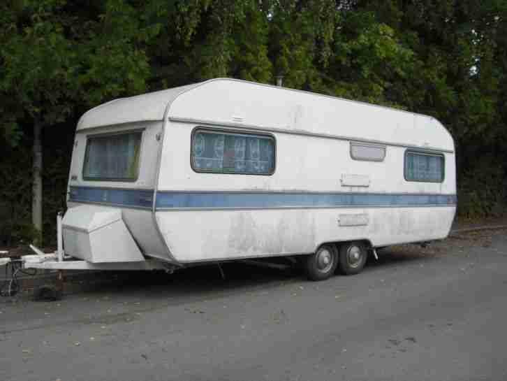 wohnwagen ci caravans wilk typ 600 6 meter mit wohnwagen wohnmobile. Black Bedroom Furniture Sets. Home Design Ideas